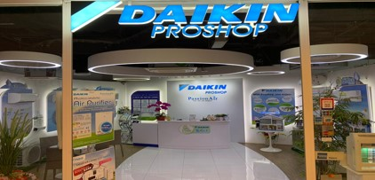 PassionAir, Daikin Proshop