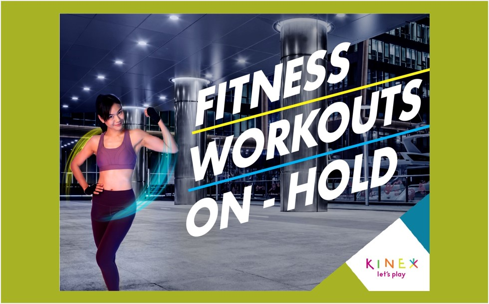 HPB Mall Workout at KINEX (On Hold)