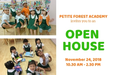 Petite Forest Academy Open House