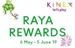 RAYA REWARDS